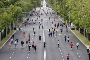 Las calles peatonales en Madrid para disfrutar el 17 y 18 de octubre
