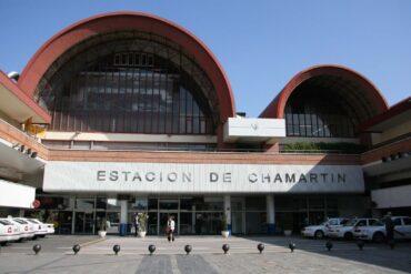 La estación de Chamartín de Madrid cambia de nombre