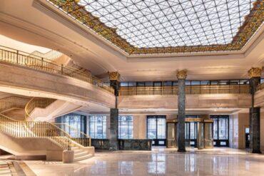 Open House Madrid abre los edificios de la capital a todos los públicos