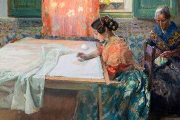 Madrid estrena exposición de Sorolla dedicada a la mujer