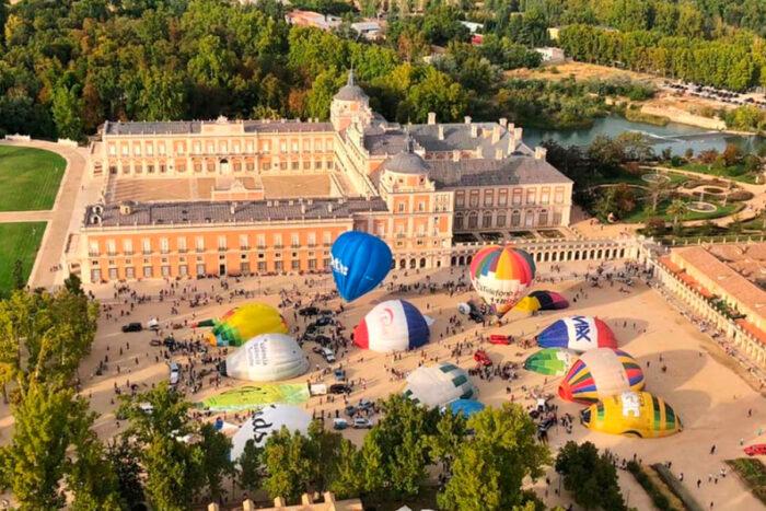 Regresa el Festival de Globos Villa de Aranjuez este 2020