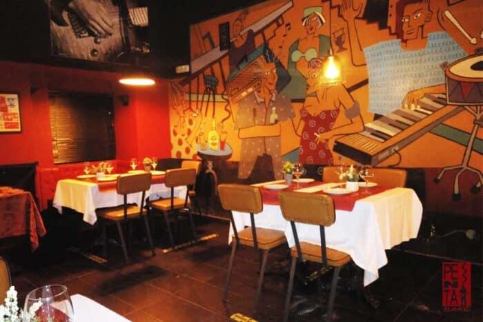 El Penta, icono de la movida madrileña, reabre como restaurante