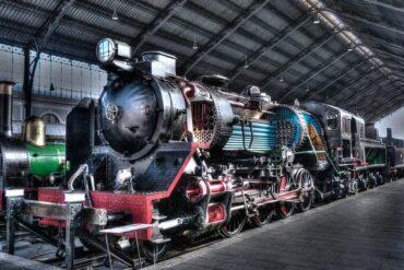 El Museo del Ferrocarril de Madrid gratis por el Día del Tren