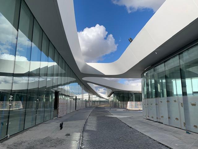 Open Sky será el más grande y futurista centro comercial de Madrid