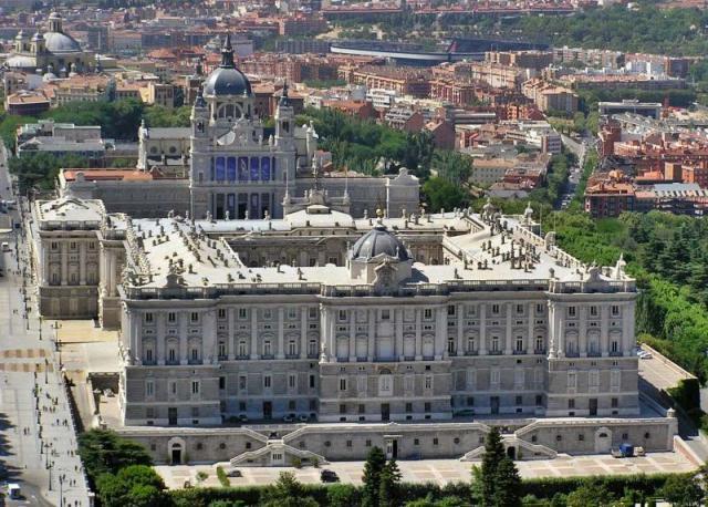 Ciclo de conciertos en los Reales Sitios de Madrid