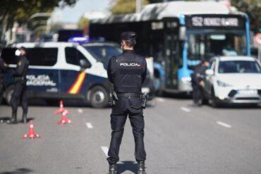 Cierre perimetral de la Comunidad de Madrid en el puente de Todos los Santos