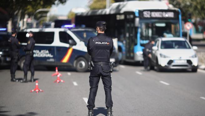 Madrid saca un salvoconducto para salir o entrar en el confinamiento