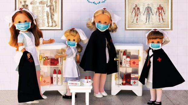 Exposición gratuita Los juguetes favoritos de los niños de la EGB