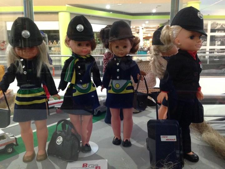 Madrid acoge una exposición gratuita de la muñeca Nancy