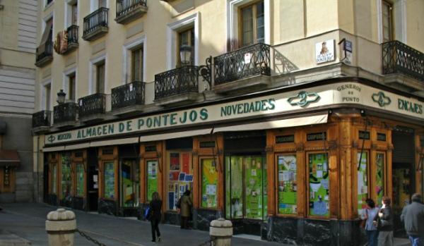 Las tiendas centenarias con más encanto del centro de Madrid