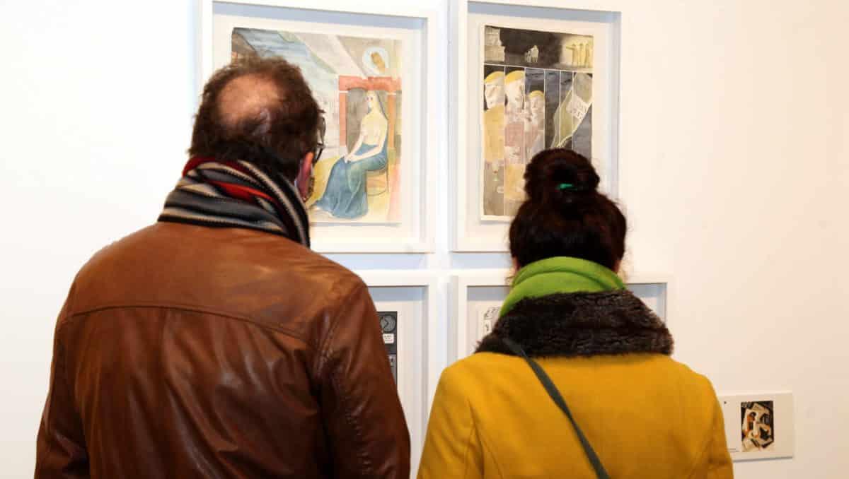 """Madrid acoge la exposición gratuita """"El arte en el cómic"""""""