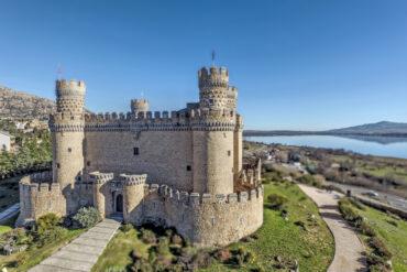 Recorre los castillos más fascinantes de la Comunidad de Madrid