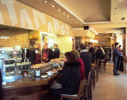 La histórica cafetería Hontanares de Avenida de América cierra