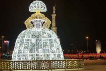 Guía para disfrutar de las luces de Navidad de Madrid 2020