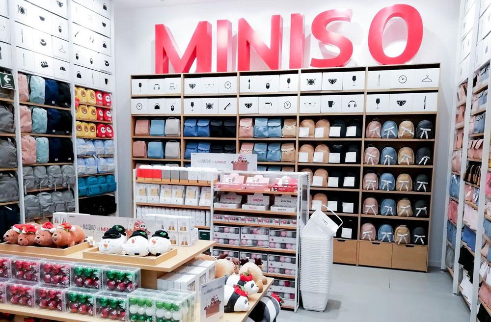 Miniso, el Ikea japonés, abre su primera tienda en el centro de Madrid