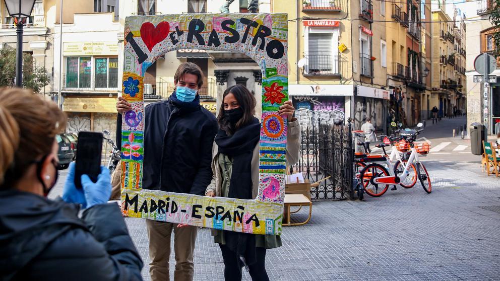 El Rastro de Madrid regresa tras más de ocho meses cerrado