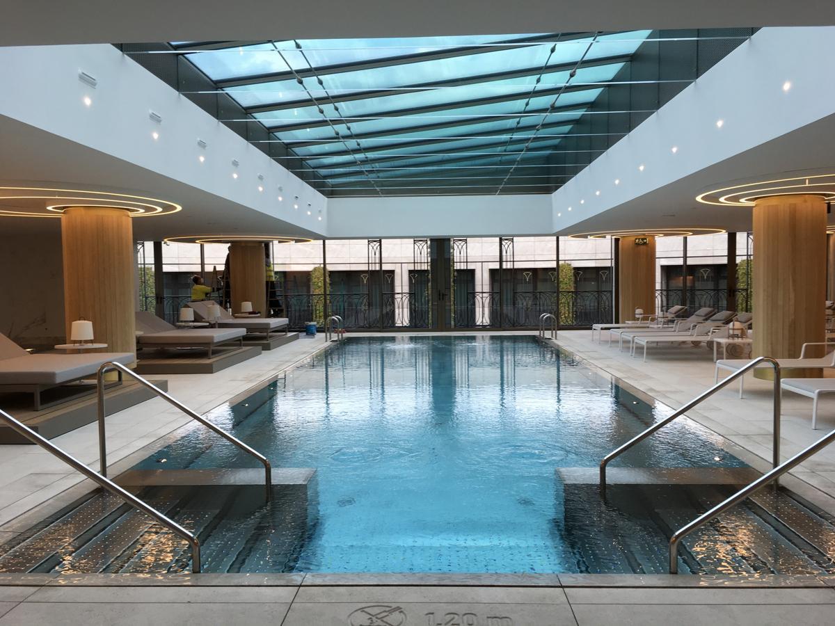 Auténtica fiebre de nuevas aperturas de hoteles de lujo en Madrid