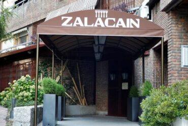Cierra el histórico restaurante madrileño Zalacaín