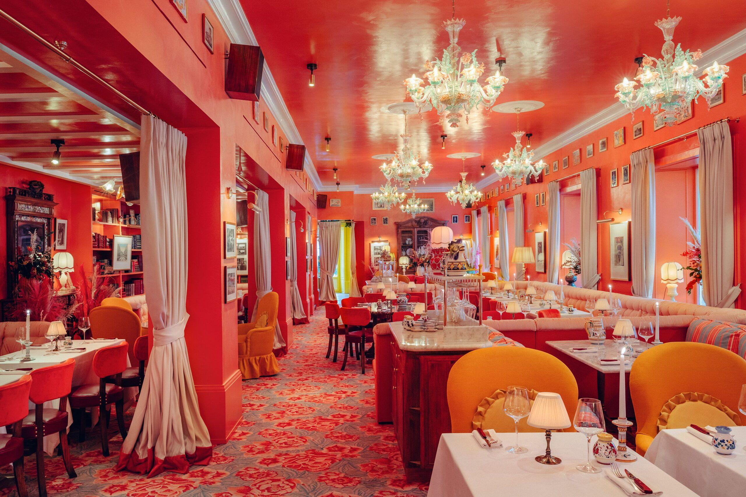 Bel Mondo es el restaurante italiano más espectacular de Madrid