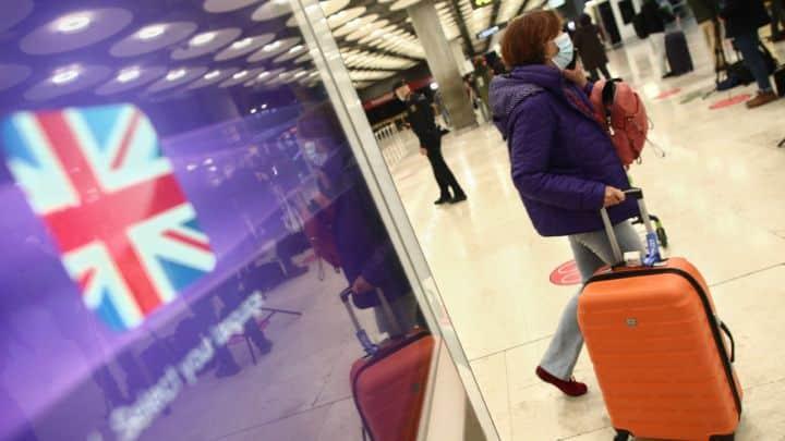 Confirmados los primeros casos de la nueva cepa britanica en Madrid
