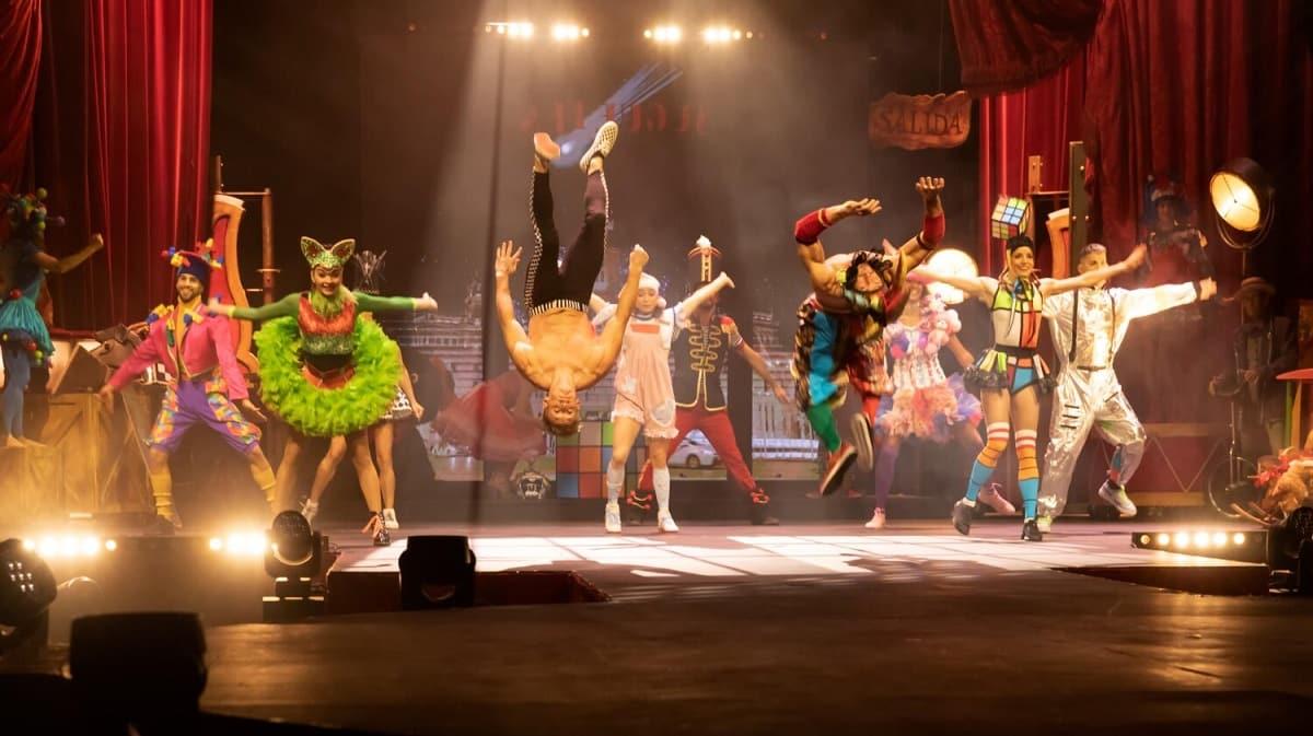 El gran clásico Circo Price en Navidad regresa este año