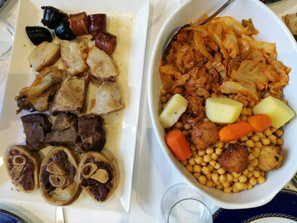 El mejor cocido de Madrid se come en el restaurante Pancipelao por 12€