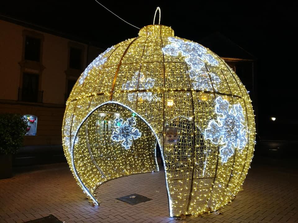 Disfruta de la iluminación navideña de Alcalá de Henares