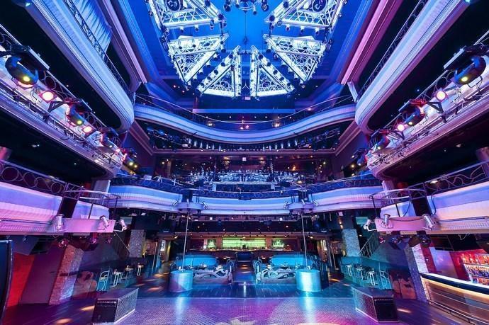 La discoteca Teatro Kapital reabre como restaurante para 'Tardeo'