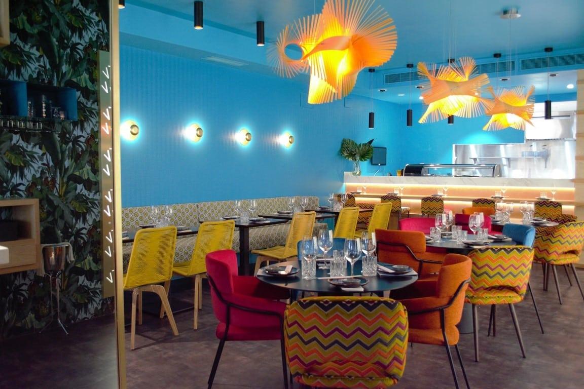 Nakama Sagasta es el restaurante japonés con alma caribeña