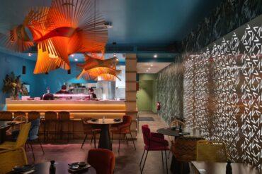 Nakama Sagasta es un restaurante japonés con alma caribeña