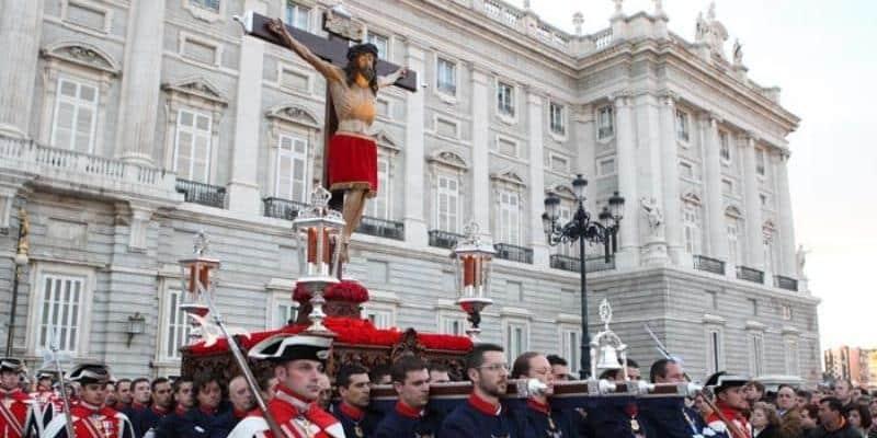 La procesiones de la Semana Santa en Madrid 2021 quedan canceladas