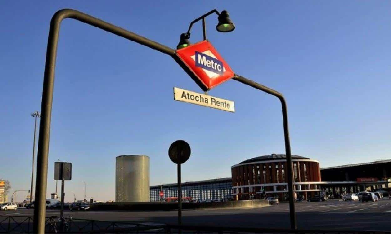 Metro Atocha Renfe cambiará su nombre por 'Atocha-Constitución del 78'
