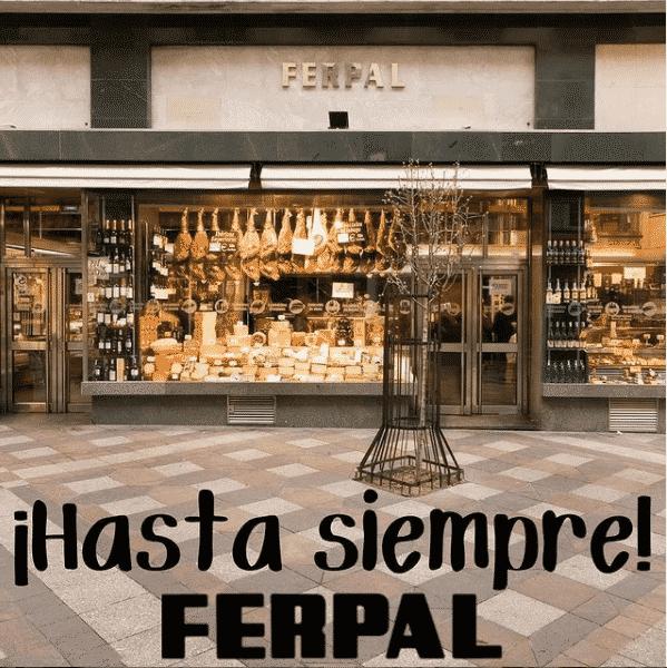 El mítico establecimiento Ferpal cierra sus puertas
