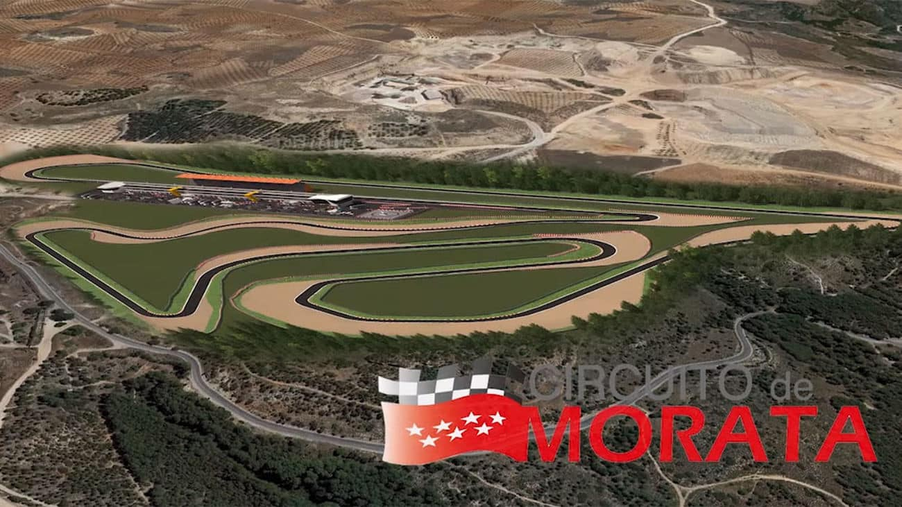 Madrid cerca de tener un circuito de Fórmula 1 y Motociclismo