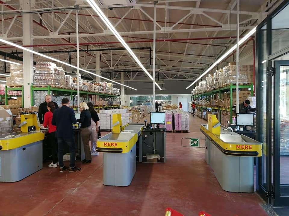 Mere, los supermercados low cost de Rusia, llegan a Madrid