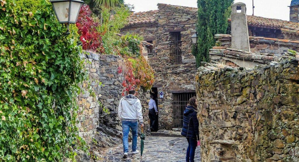 Ruta por las cuatro Villas de la Sierra Norte de Madrid
