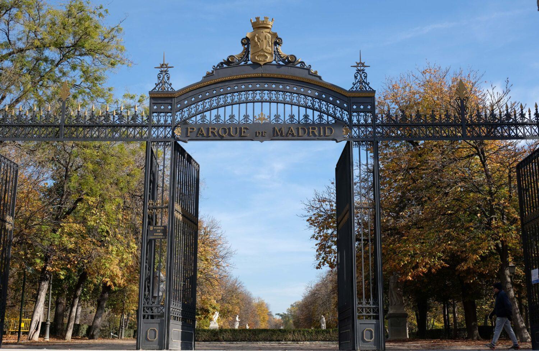 Madrid reabre varios accesos de El Retiro y la Casa de Campo