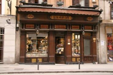 En peligro la supervivencia del mítico restaurante Lhardy de Madrid