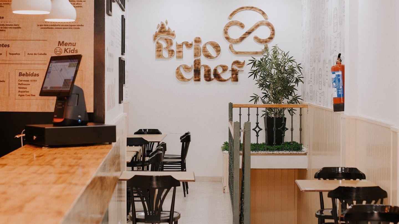 Briochef elebora las mejores hamburguesas de Madrid
