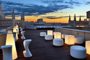 Innside By Meliá abrirá hotel con espectacular azotea en Gran Vía