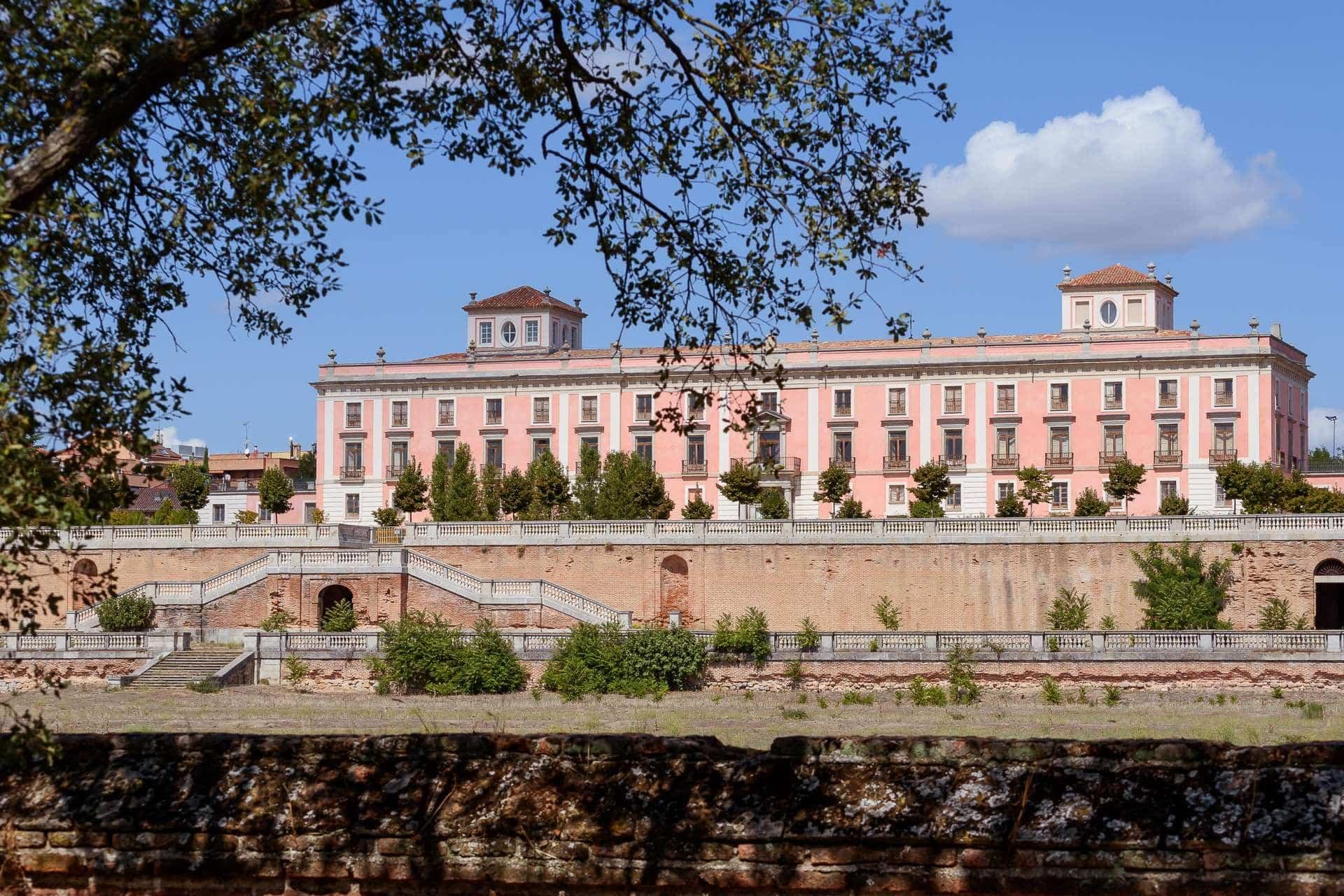 Visitas guiadas gratuitas al Palacio del Infante Don Luis en Semana Santa