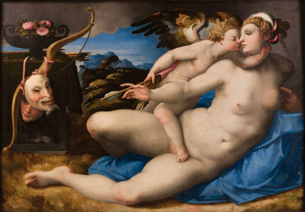 'Pasiones mitológicas' es la nueva exposición del Museo del Prado