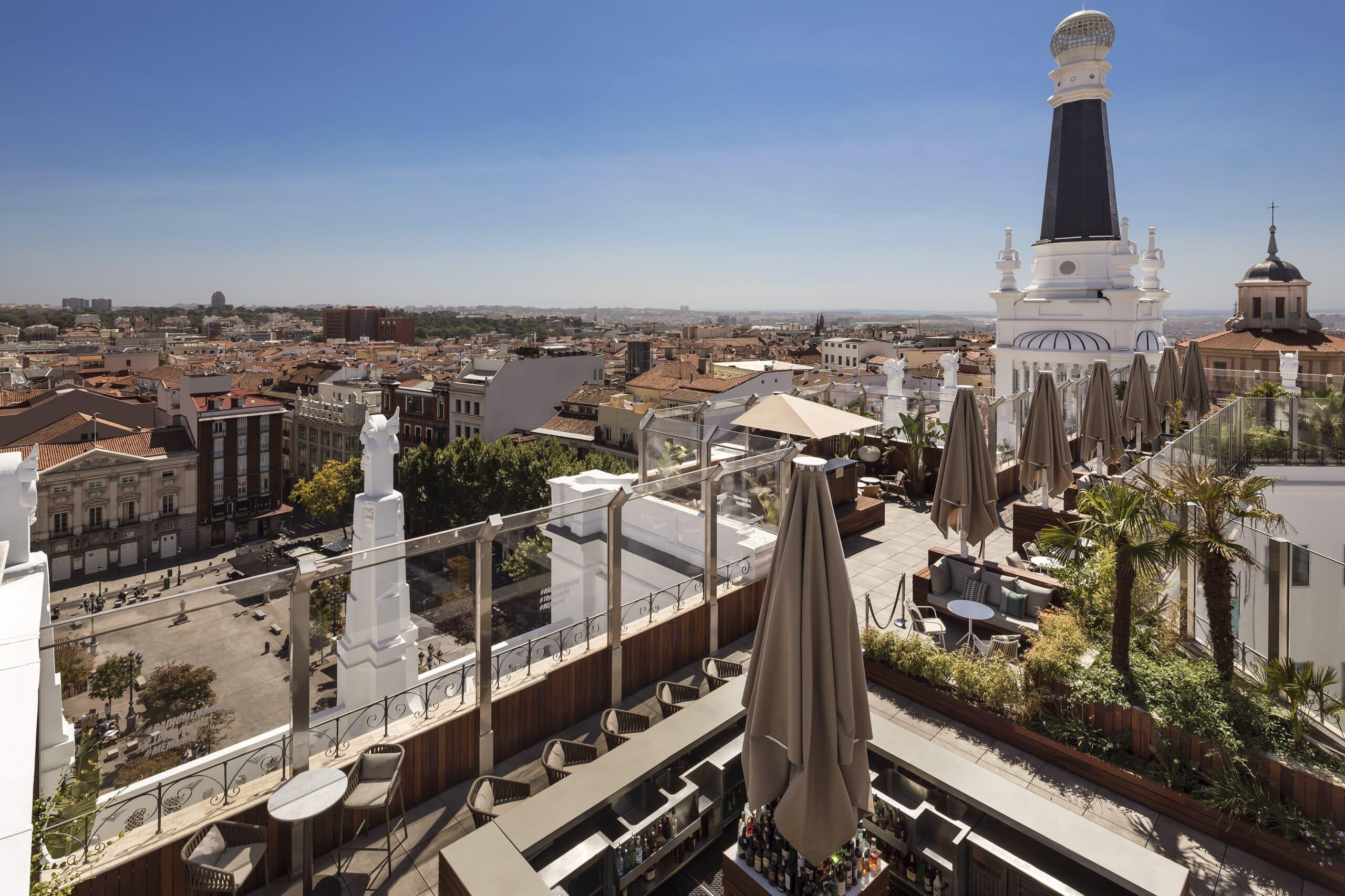 Hotelbreak ofrece los mejores planes en hoteles emblemáticos de Madrid