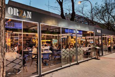 Restaurante Orzán es el nuevo gallego en el Paseo de la Florida