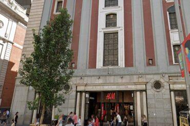 El grupo H&M cierra sus tiendas más emblemáticas de Madrid