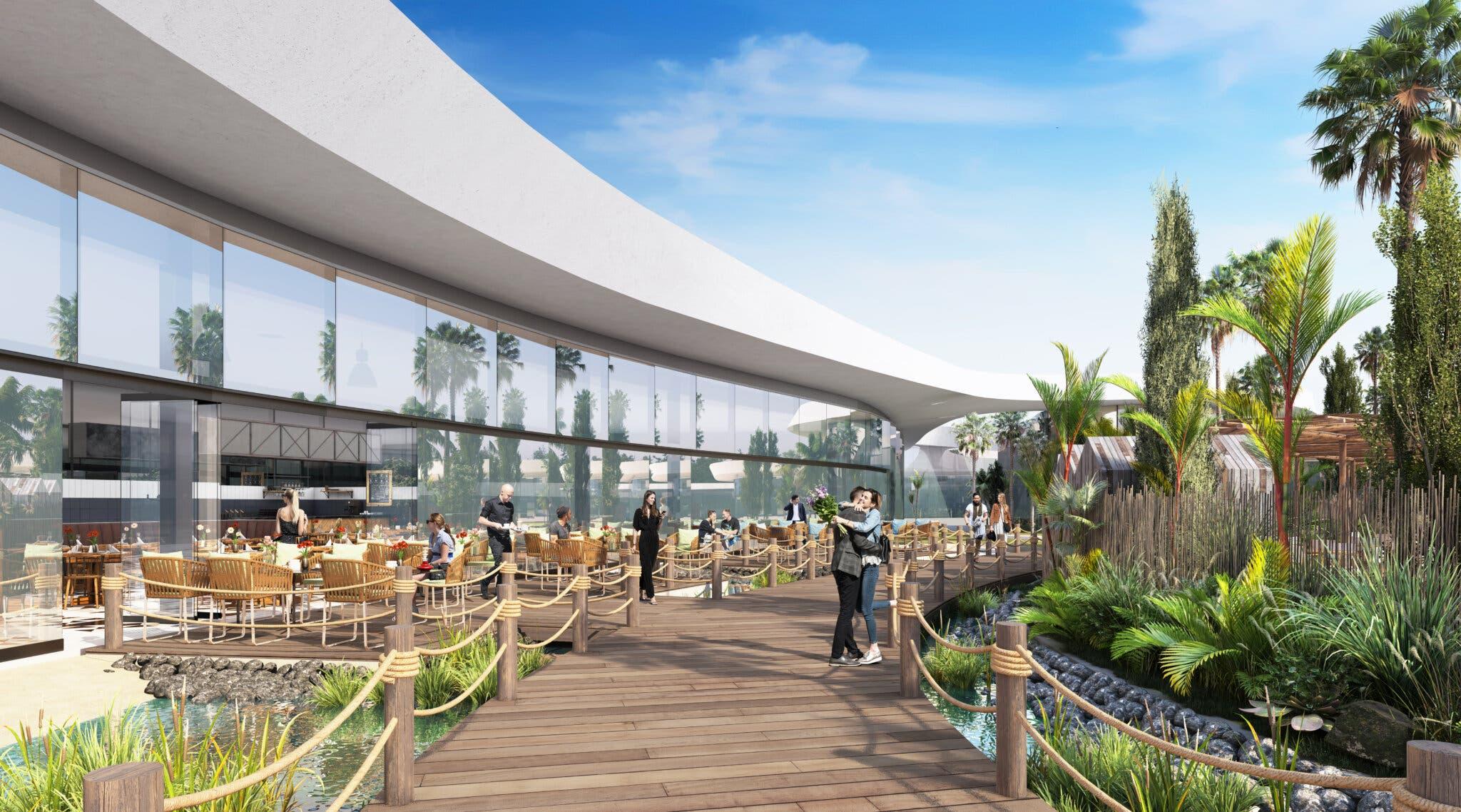 Oasiz Madrid se convertirá en la nueva playa de Madrid