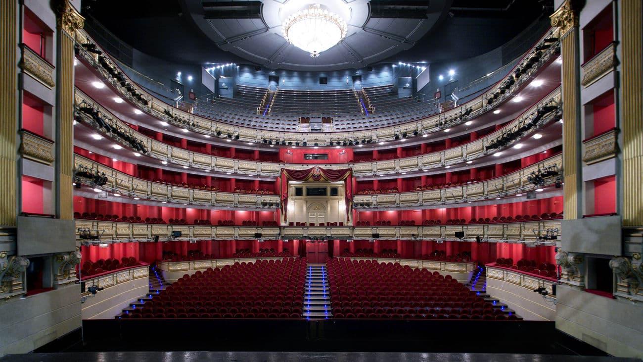 Regresan las retransmisiones del Teatro Real en la Plaza de Oriente