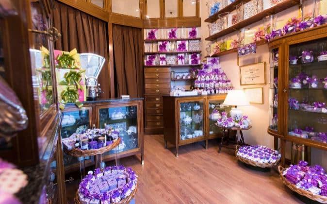Los caramelos de violeta más deliciosos de Madrid