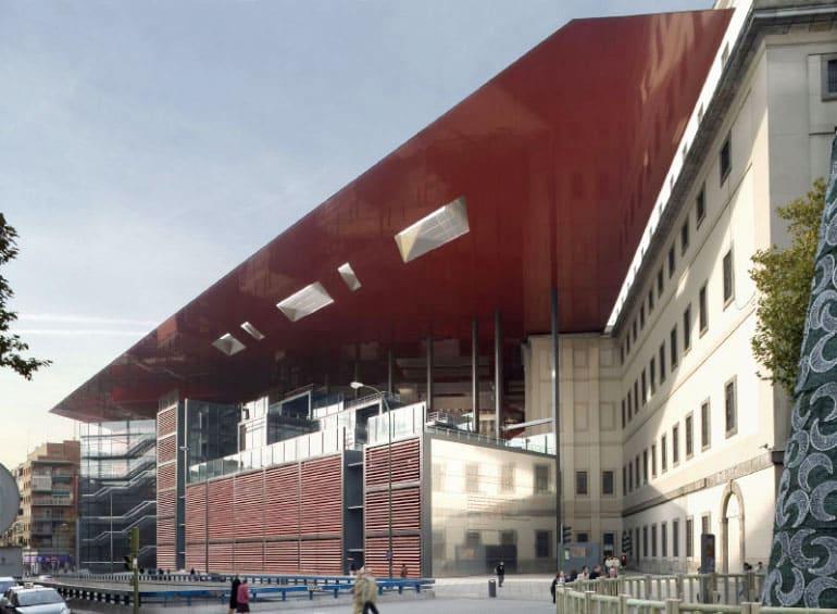Museo Reina Sofía gratis por el Día Internacional de los Museos 2021