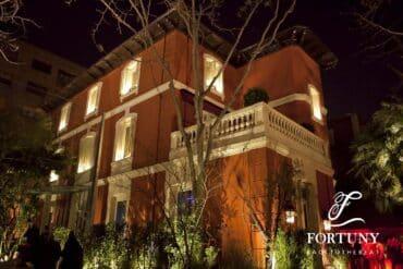 La mítica sala Fortuny sale a subasta por más de 23 millones de euros